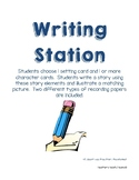 Writing Station-Create a Story