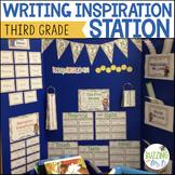 Writing Center Materials: Writing Inspiration Station!