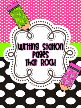 Writing Station Pages That Rock!