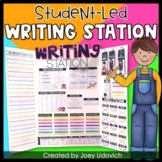 Writing Station - Student-Led
