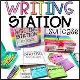 Writing Station Suitcase