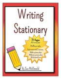 Writing Stationary Bundle-76 Pages of Fancy Paper to Inspire Your Young Writers
