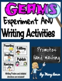 Writing Step-By-Step Germs Edition