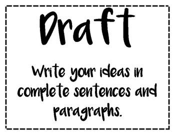 Writing Steps