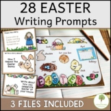 Writing Stimulus Cards with an Easter Theme