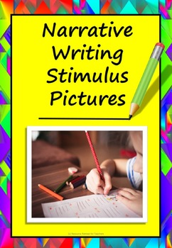 Writing Stimulus Pictures With Question Prompts (for Narratives)