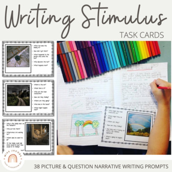 Writing Stimulus {Writing Prompts}