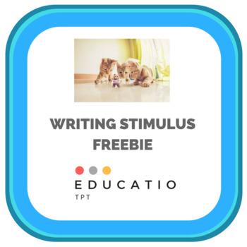 Writing Stimulus no-prep (Freebie)