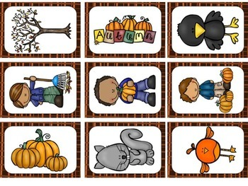 Writing Stones: Fall Add On Pack