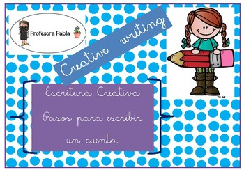 Writing Stories / Escribiendo cuentos