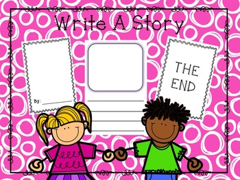 Writing Story Booklet