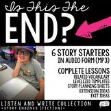 Narrative Writing (Audio Story Starters)