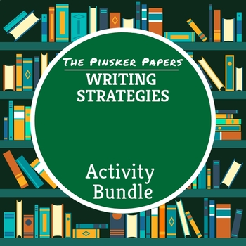 Writing Strategies: Activity Bundle