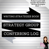 Writing Strategies Book: Writing Conference Log