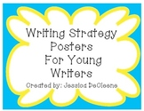 Writing Strategies For Young Writers