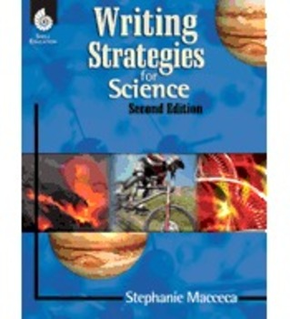 Writing Strategies for Science, 2nd Edition