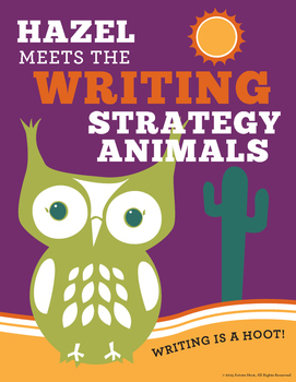 Writing Strategy Animal Book {Special Education & Intervention}