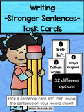 Writing Stronger Sentences