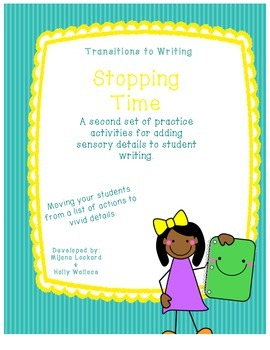 Writing:  Student Practice for Adding Meaningful Elaboration #2