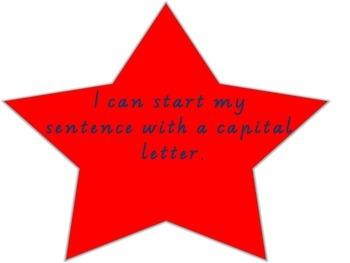 Writing Success Criteria Circus Theme