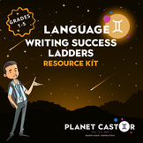 Writing Success Ladders Kit   Self & Peer Assessment Resources   All Grades