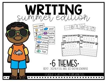 Writing: Summer Edition
