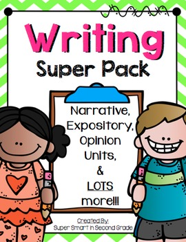Writing Super Pack