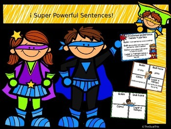 Writing Super Powerful Sentences