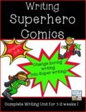 Writing Superhero Comics