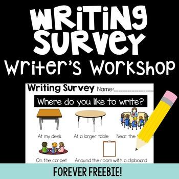 Writing Survey