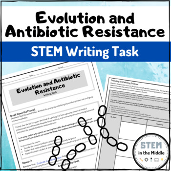 Writing Task - Antibiotic Resistance (Biology + Reading + Writing)