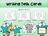 Writing Task Cards Freebie!