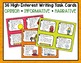 Writing Task Cards - May-Themed - 3 Common Core Modes