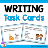 Writing Task Cards