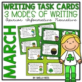 St. Patrick's Day Writing Prompts and Activities