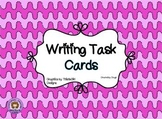 Writing Task Cards for  Elementary Students