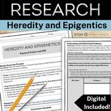 Writing Task - Twin Traits and Epigenetics (LS3.A, LS3.B)
