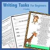Writing Activities for Beginners US