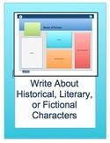Writing + Technology: Creative BIOGRAPHIES: Grades 4-12