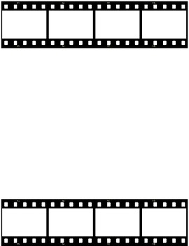 Writing Template for Hollywood theme