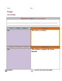 Writing Template for Special Learners
