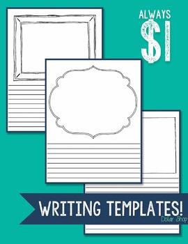 Writing Templates
