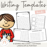Writing Templates {Bundle}