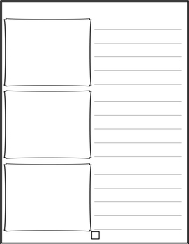 Writing Templates & Book-Making Pages Pack (English & Spanish)