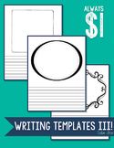 Writing Templates III