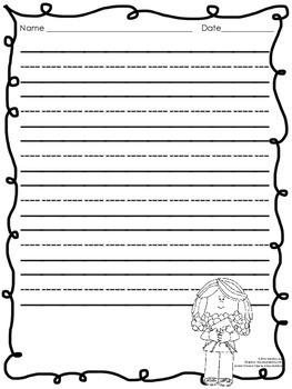 Writing Templates (Mothers Day)