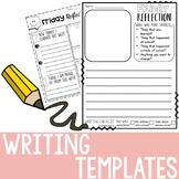 Writing Templates (Reusable)