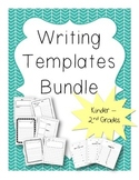 ELA Writing Templates - Primary Writing Paper Bundle