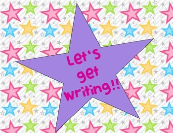 Writing Templates-Math and Science Journals/Writing Paper