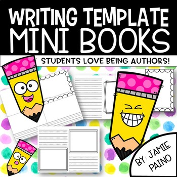 Writing Templates for Mini-Books